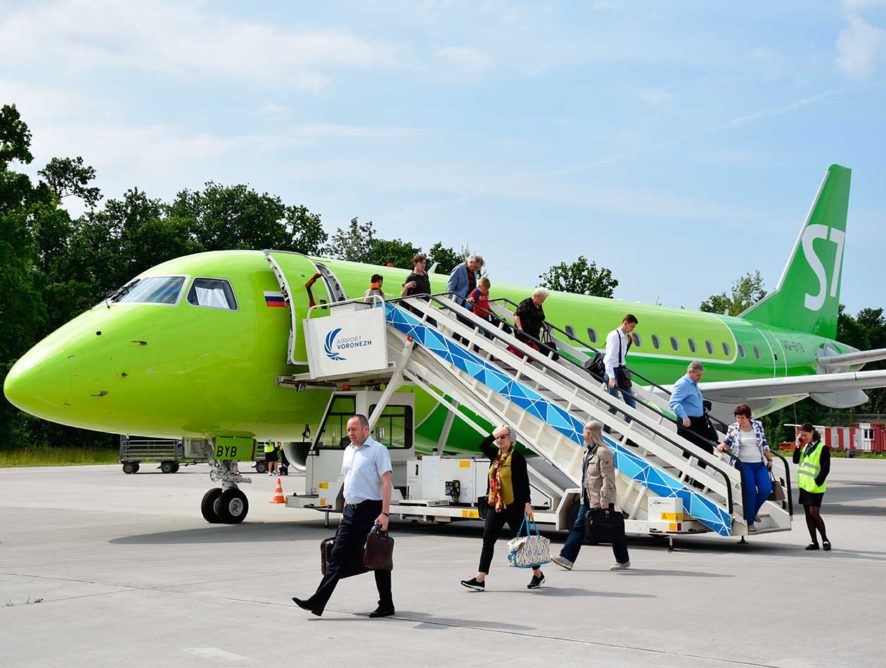 S7 добавит воронежскому аэропорту еще один регулярный рейс в Санкт-Петербург
