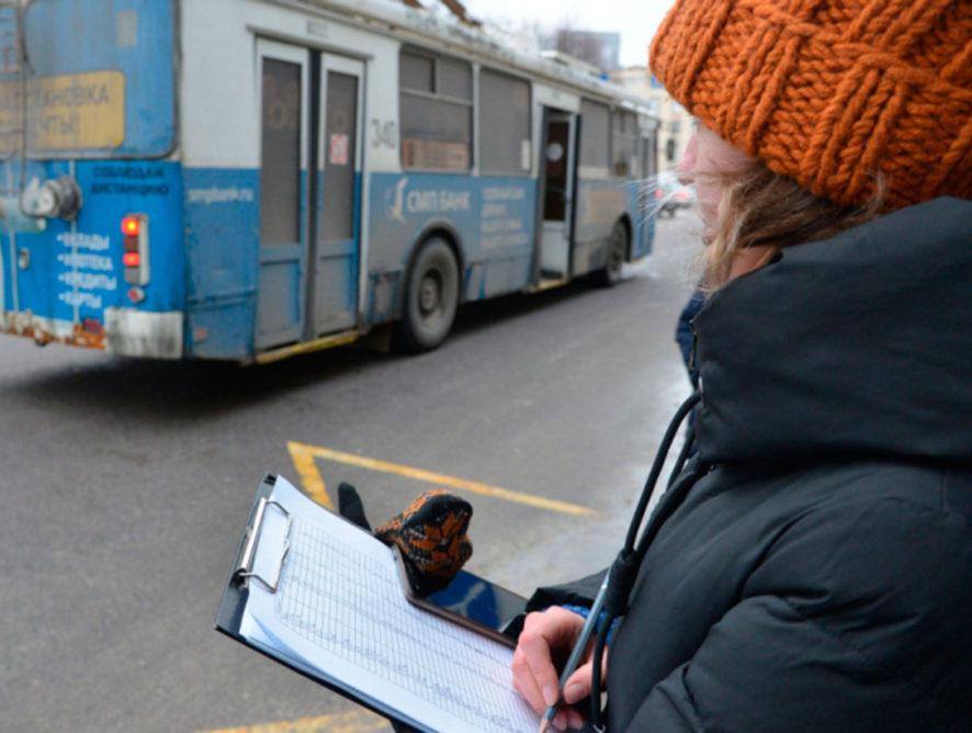 Прокуратура подтвердила, что студенты не должны считать маршрутки на остановках в Воронеже