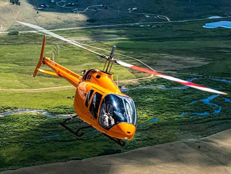 Bell-505 сертифицировали в России