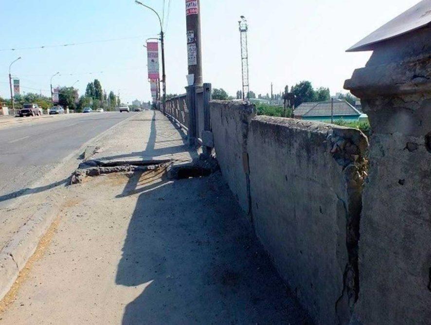 Стало известно, когда начнут ремонтировать самый опасный виадук Воронежа