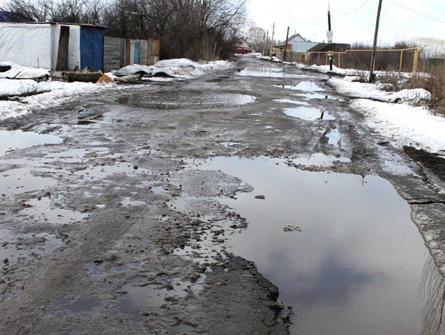 Воронежское село лишат самых убитых дорог