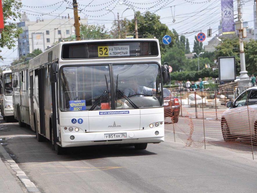 В Воронежской области только 40% перевозчиков получили лицензии