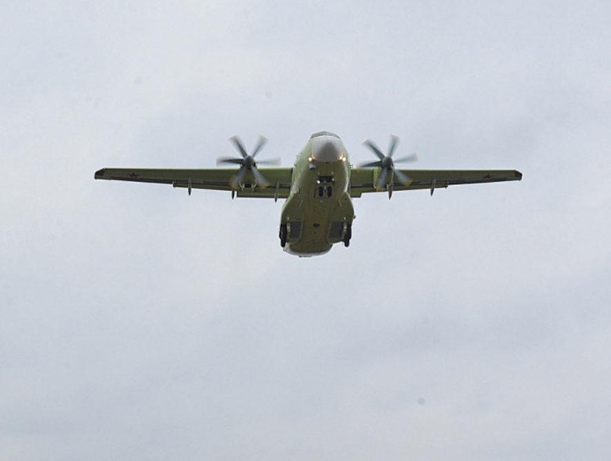 Второй образец воронежского транспортника Ил-112В собрали в Жуковском