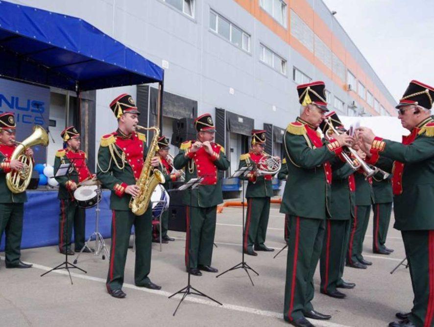 Немецкая фирма перезапустила обанкроченный логистический центр под Воронежем