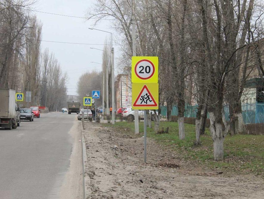 Недостатки новой дороги создают заторы под Воронежем
