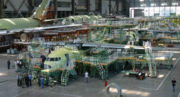 Воронежский авиазавод повторно разыграет контракт на ремонт цехов под «Ил-112В» за 206 млн рублей