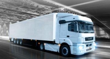 """Первый полностью беспилотный грузовик и """"умную дорогу"""" презентовали на ПМЭФ"""