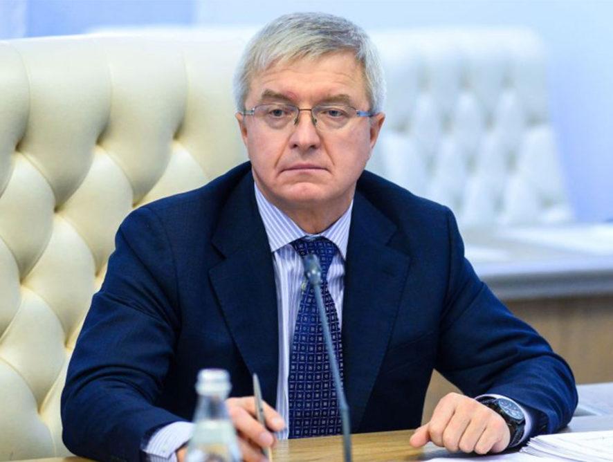Игорь Астахов стал первым зампредседателя правления «Автодора»
