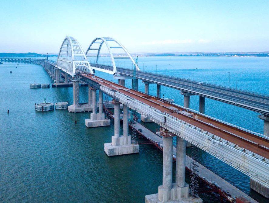 Поезда пустят по Крымскому мосту 9-10 декабря