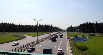 Обратный проезд по трассам М-3 Украина, М-4 Дон и М-11 стал бесплатным для держателей карт «Мир»