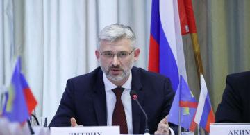 Министр транспорта РФ выступил на Госсовете