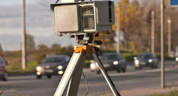 С воронежских дорог убрали около 100 передвижных камер фиксации нарушений ПДД