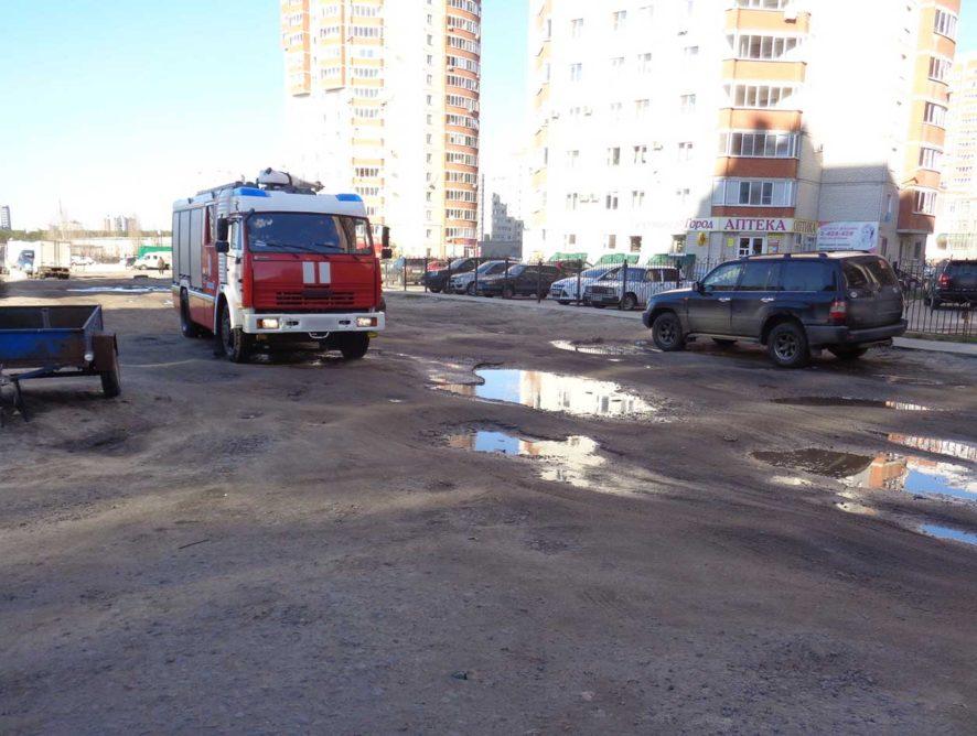 Власти Воронежа утвердили проект строительства дороги на самой убитой улице Северного микрорайона