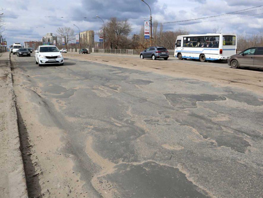 В 2019 году в Воронеже начнут реконструкцию 2 путепроводов