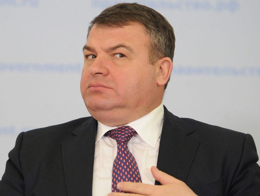 В совет директоров Воронежского авиазавода вошел экс-министр обороны РФ Анатолий Сердюков