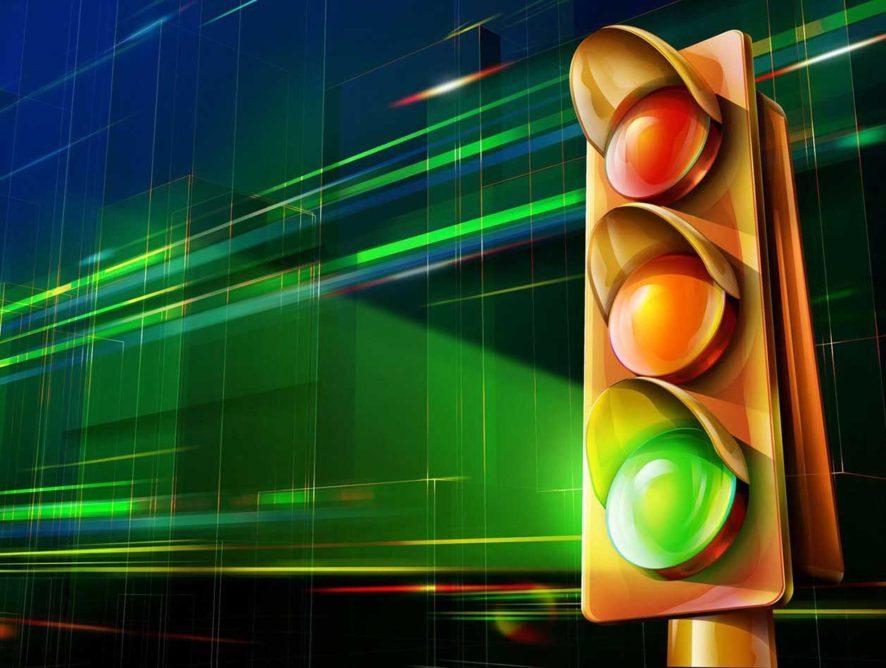 В Воронеже установят 23 новых светофора