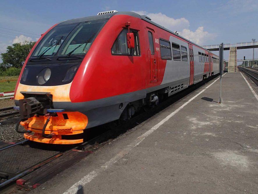 В Липецкой области добавлены электрички по региональному заказу