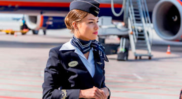 12 июля отмечается Всемирный день бортпроводника гражданской авиации