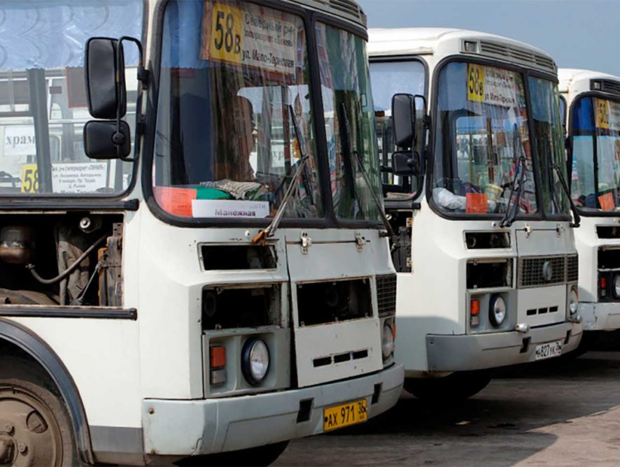 В Воронеже перестанут ездить 280 старых автобусов