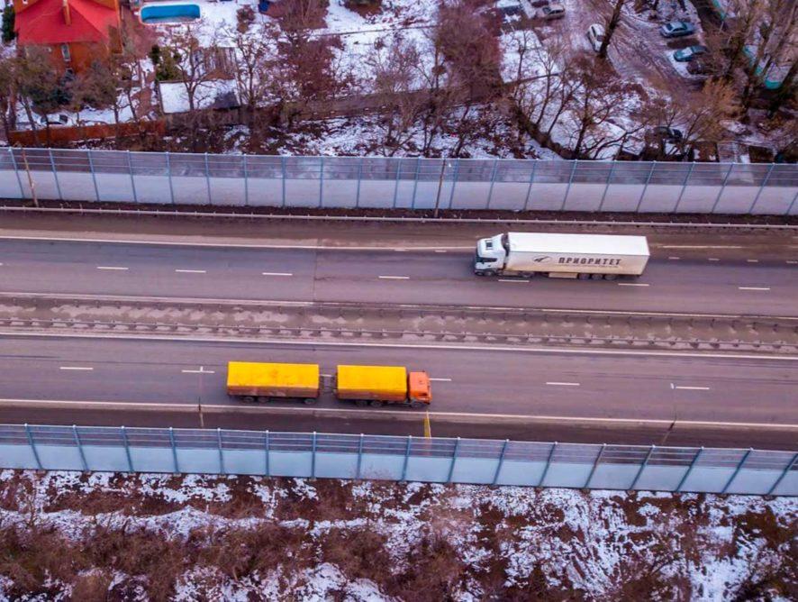 С 1 ноября автобусы и большегрузы без тахографов начнут штрафовать