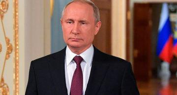 Путин отметил роль железнодорожного транспорта в развитии экономики