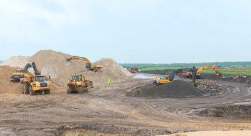 Воронежские власти надеются за счет федерального миллиарда сократить сроки строительства обхода Боброва