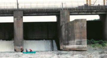 В Воронеже почти на год перекрыли мост между двумя микрорайонами