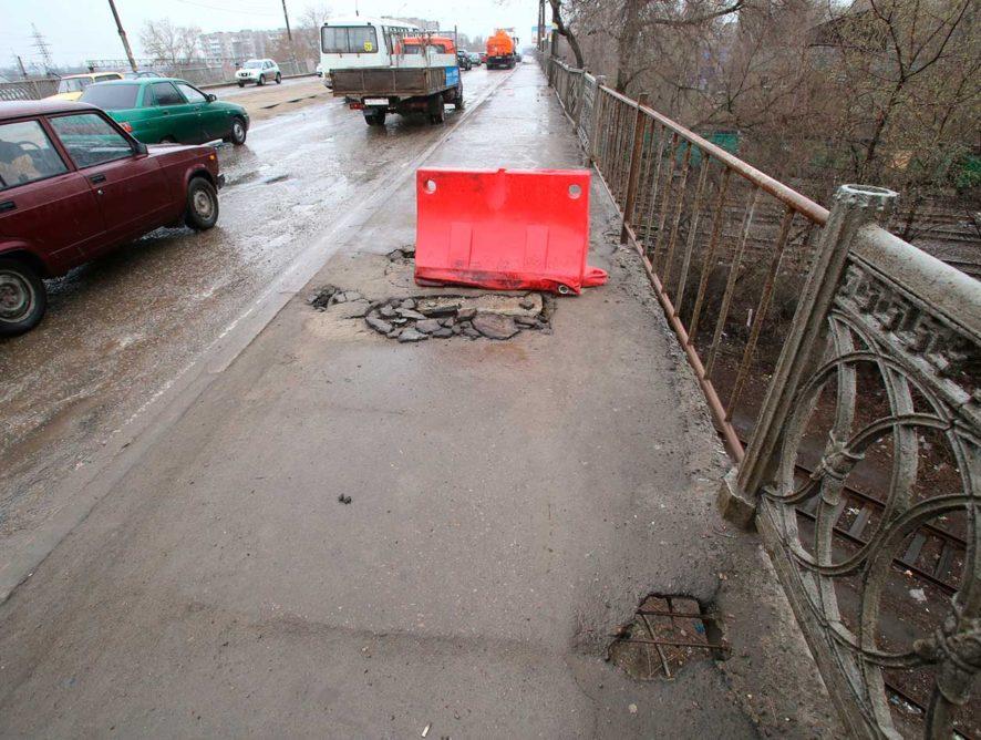 Московская строительная компания отремонтирует виадук на улице 9 Января в Воронеже за 690 млн рублей
