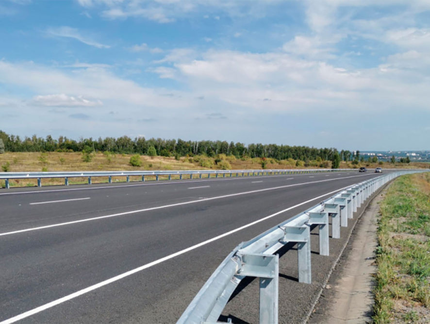 Под Нововоронежем отремонтировали 16 км дороги за 320 млн рублей