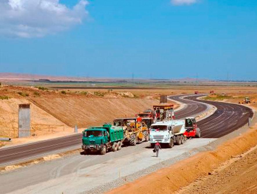 Использование продукции воронежского ВЗМП поможет завершить строительство крымской трассы «Таврида» уже в следующем году