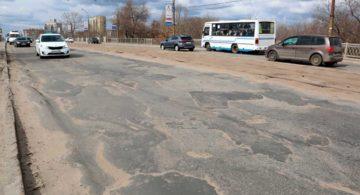 Подготовка к реконструкции виадука на 9 Января в Воронеже начнется в ближайшие дни