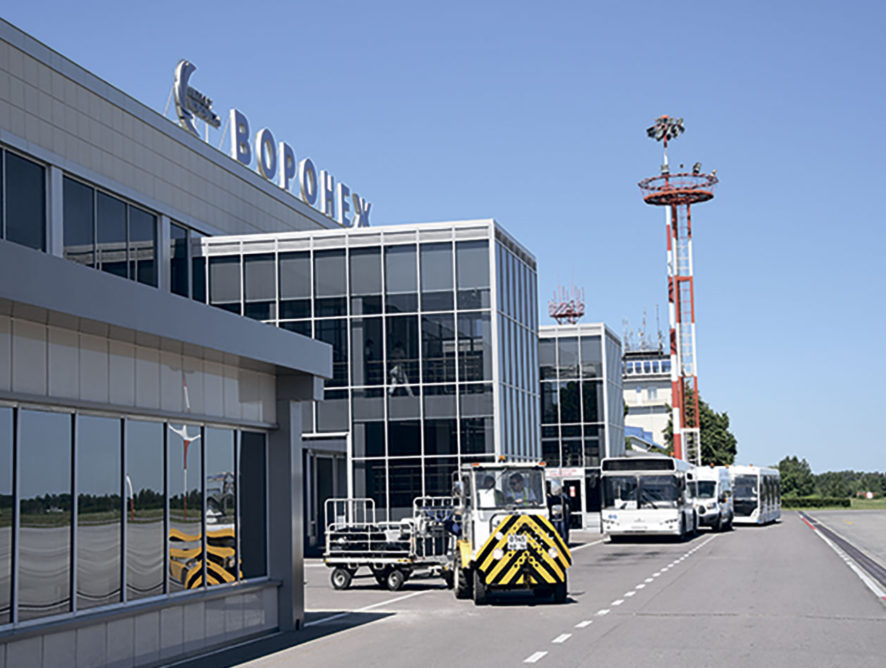 «Новапорт» Романа Троценко выкупил воронежский аэропорт за 3 млрд рублей