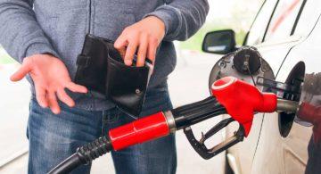 19% АЗС в России недоливают топливо