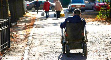 Для маломобильных воронежцев адаптируют 30 ключевых улиц города