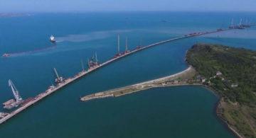 Крым углубит Керченский пролив для безопасного прохода судов