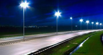 Воронежская компания «Реконэнерго» установит наружное освещение вдоль обхода Лосево за 780 млн рублей