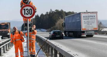 Порог скорости на платных трассах будет увеличен до 130 км/ч