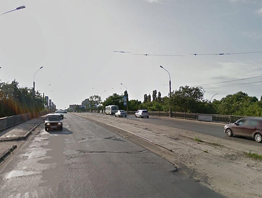 В Воронеже путепровод на 9 Января закроют с 30 октября