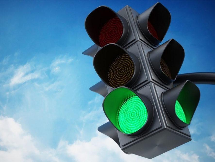 В Воронеже изменен режим работы светофоров из-за ремонта виадука