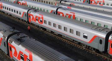 Железные дороги перешли на новый график движения поездов