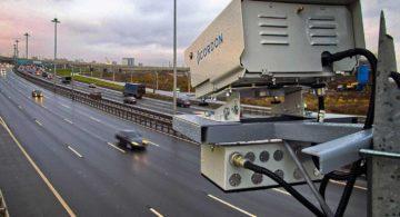 Почти 3,5 тысяч дорожных камер установлено в России в 2019 году