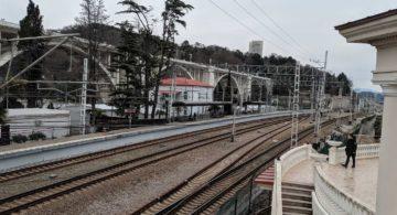 Между Краснодаром и Сочи временно отменили поезда