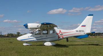 В Кизляре открылся цех по производству легкомоторных самолетов