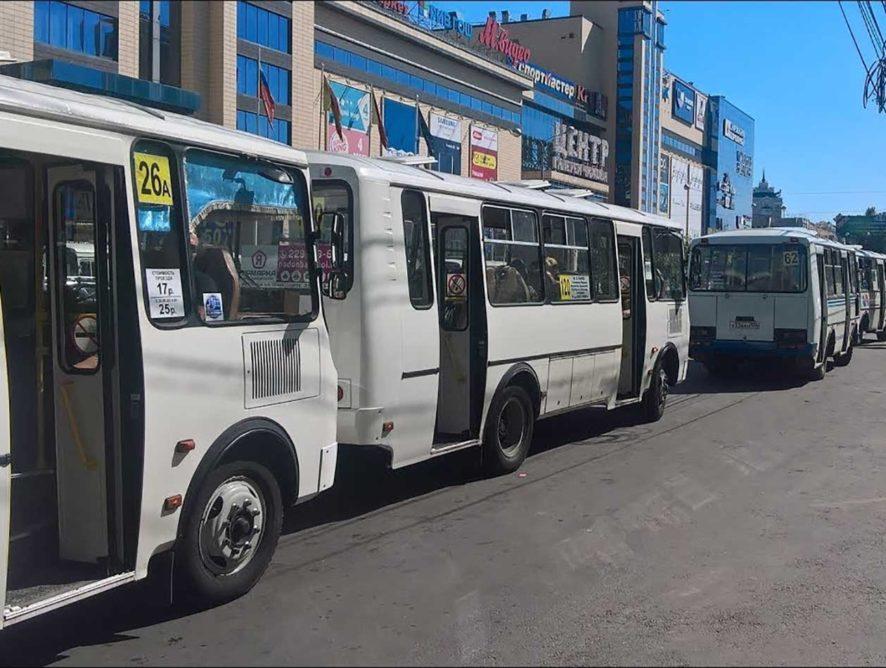 120 транспортных маршрутов выставила на торги мэрия Воронежа