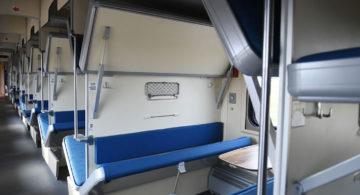 Права пассажиров верхних и нижних полок по размещению ручной клади уравняют
