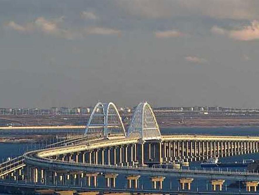 Первый участок трассы из Краснодара в Крым начнут строить в конце марта