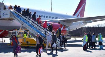 Аэропорт Воронеж завершает зимний сезон