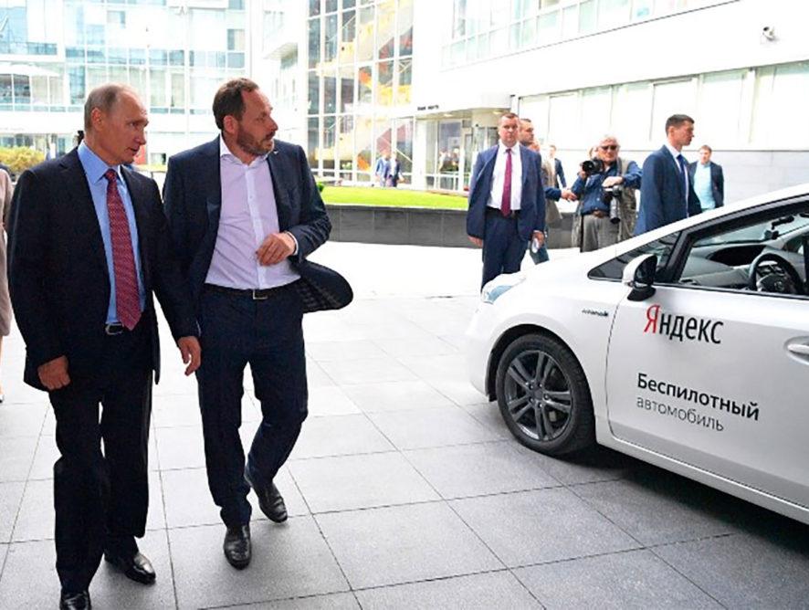 Президент РФ Владимир Путин разрешил коммерческое использование беспилотников