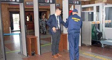 Дмитрий Смольянов: об изменениях в законе о транспортной безопасности