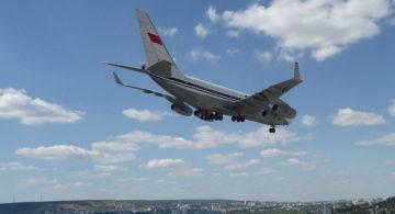 Новая авионика для производящихся в Воронеже «Ил-96» проходит испытания